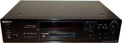 Sony MDSJB920 MiniDisc Recorder