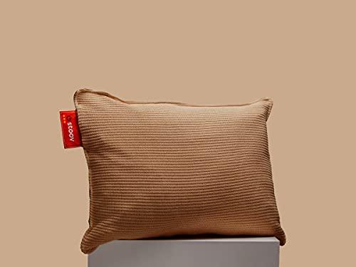 Stoov Ploov 45x60 | Knitted Heizkissen Camel