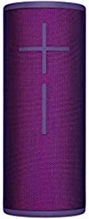 ULTIMATE EARS BOOM 3 Portable Bluetooth Speaker Ultraviolet Purple