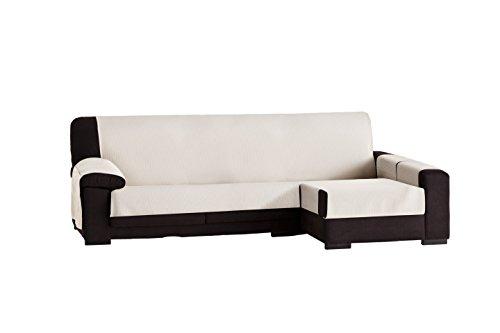 Eysa Funda de chaise longue, Algodón, Crudo, 290 cm