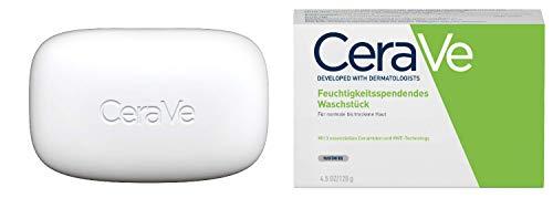 CeraVe - Feuchtigkeitsspendes Waschstück - 128 g
