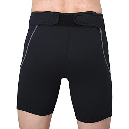 Lixada Pantalones Cortos de Neopreno de 1,5 mm Mujeres Hombres de Buceo Traje de Baño para Bucear Esnórquel Scuba Surf Canoa
