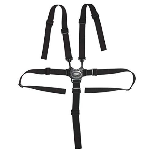Kenyaw - Cinturón de Seguridad Universal para Cochecito de bebé con 5 Puntos de Anclaje