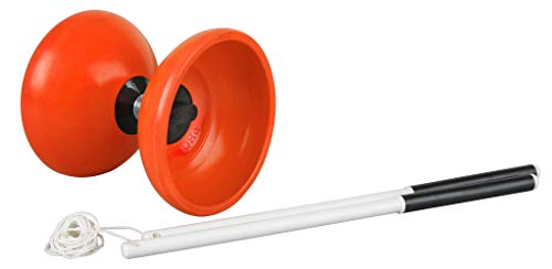 Duncan Toys Phoenix Diabolo, Juggling Trick Toy - Colors May Vary
