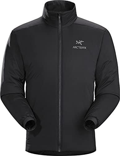 Arc'teryx Jacket Men's Atom AR-Chaqueta para hombre, Negro, large