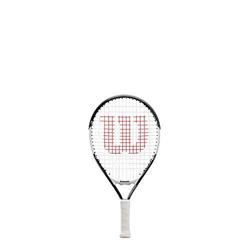 Wilson Federer Junior Tennisschläger + 3 Tennisbälle (19,21,23,25 & 26) (19