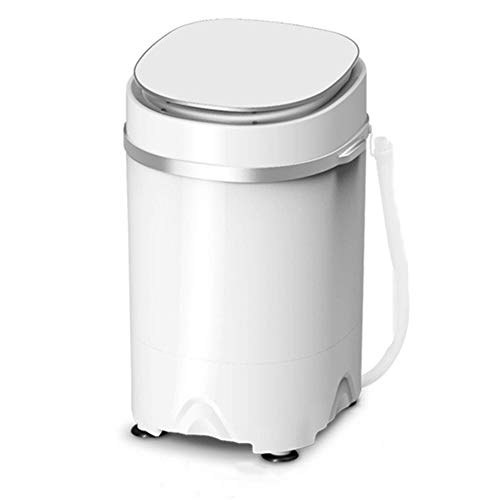 lavadora Conveniente Secador Rotativo, ElucióN SemiautomáTica Integrada PequeñA Mini Secador Rotativo, Antibacteriano...