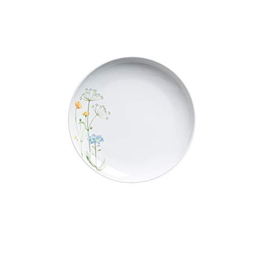 Kahla Five Senses Wildblume rot/gelb Frühstücksteller 22 cm