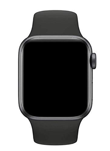 Smartwatch t600 Preto Com Bluetooth Compaível Android e IOS