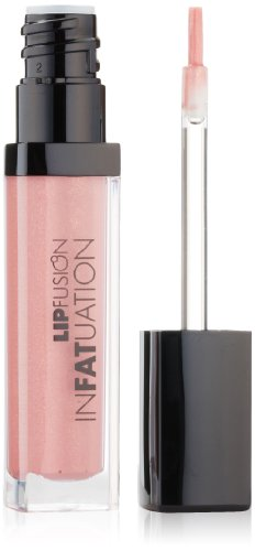 LipFusion Infatuation Liquid Shine Multi-Action Lip Fattener Angelic