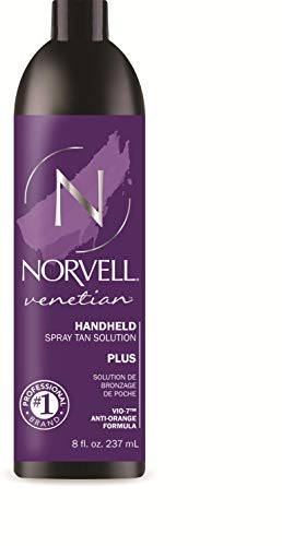 Norvell Premium Sunless Tanning Solution - Venetian Plus, 8 Fl Oz