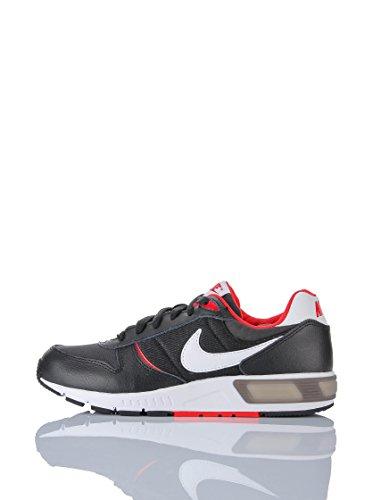 Nike Herren Stefan Janoski Max Fitnessschuhe, Mehrfarbig (Black/White-Challenge RED), 37.5 EU