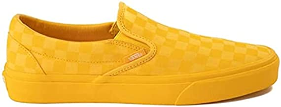Vans Unisex Skate Shoes (Spectra Yellow 7505, Mens 7_Point_5)