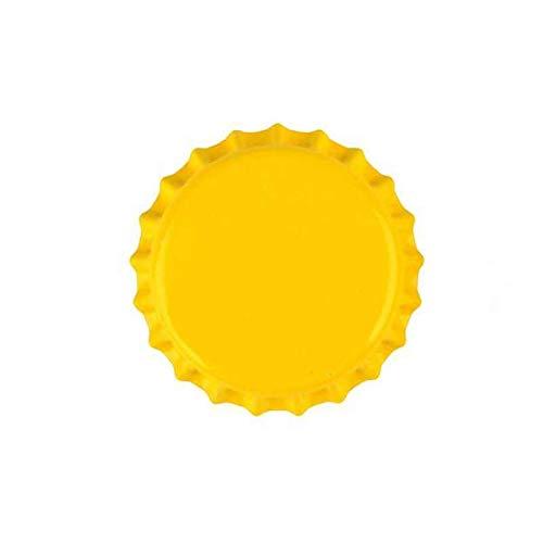 Küchenzeile gelb 26 mm – 2 Beutel mit je 100 Stück