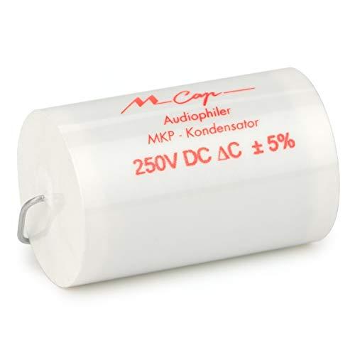 Mundorf MCAP250-3,90   3,90 µF   5%   250 V   Mcap Classic capacitor