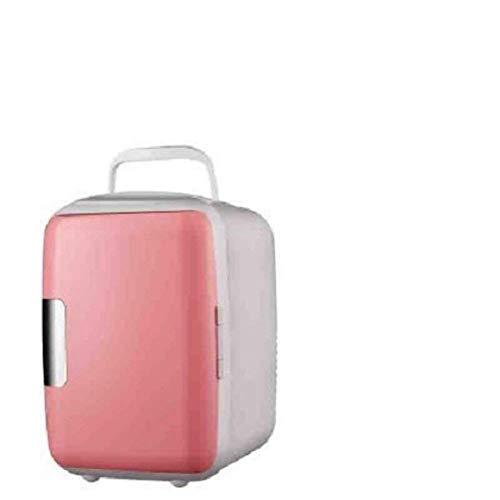 NLRHH Compact-refrigeradores, Mini Nevera Mini pequeña casa Mini refrigerador Estudiante Dormitorio hogar Doble Uso frío refrigerador refrigerador-d 23x16x15cm (9x6x6inch) Peng