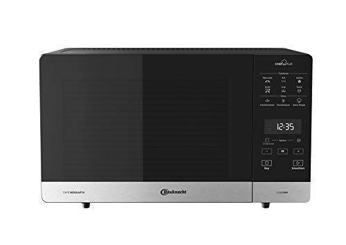 Bauknecht MW 59 MB Mikowellen- Backofen / freistehend / 25 l Garraum / 3D-System/ Automatikprogramme / Mikrowelle 800 Watt / Quarz - Grill 900 Watt / Schnellstart-Funktion