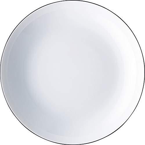 Arzberg Rosenthal Suppenteller - Cucina-Basic Colori Black - Ø22 cm