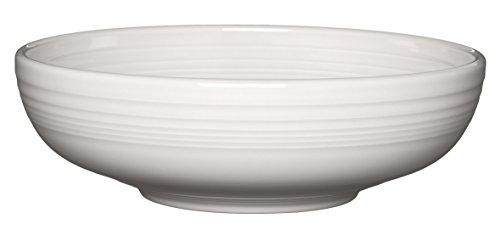Fiesta Bistro Serving Bowl, 96 oz, White