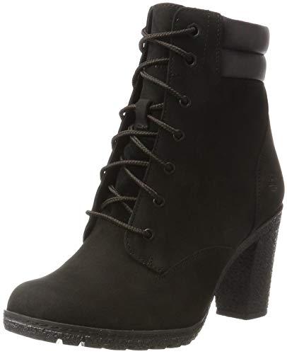Timberland Women's Tillston Ankle Boot, Black, 8