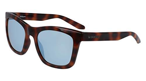 DRAGON EYEWEAR Dr Aria Ion-238 Gafas, Shiny Soft Tortoise/Ll Sky Blue Ion, 54/20/140 para Mujer