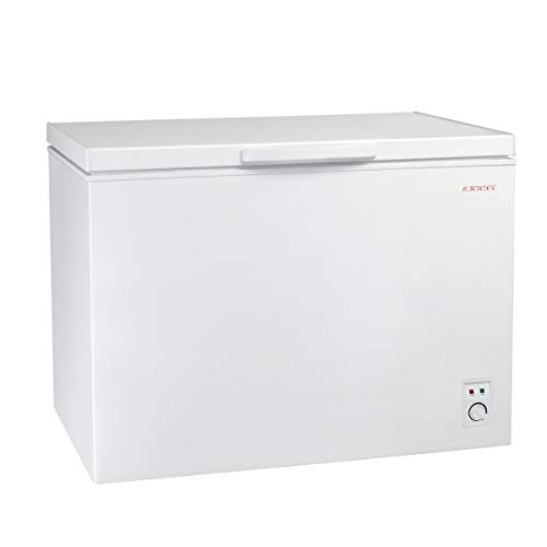 Jocel JCH-400 - Congelatore orizzontale, 400 litri, bianco, classe di efficienza A+