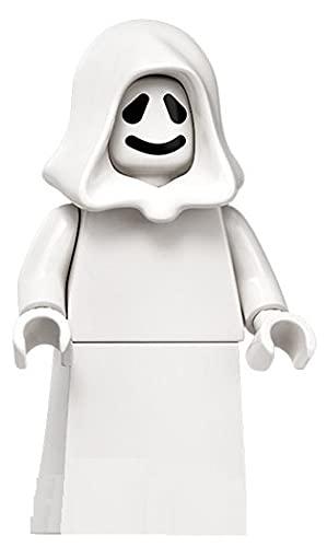 Minifig: Fantasma con capucha de casa encantada