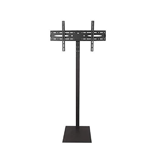 Universal TV Soporte Soporte de TV Alto en voladizo con Soporte, 32-70 Pulgadas LCD/LED TV Smart Curved Curved con Soporte de Montaje Altura de reemplazo Giratorio Ajustable (Color : Black)