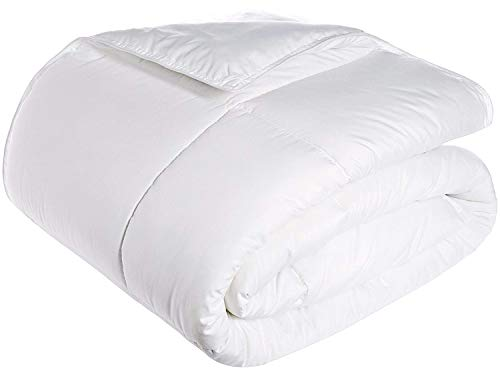 The House of Emily Emperor Size 290cm x 235cm (For 7FT x 7FT Beds) Microfibre Soft as Goose Down 13.5 Tog Box Stitched Duvet