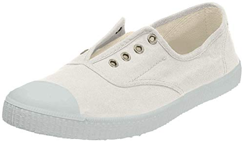 Victoria Women's Fashion Low-top Sneakers, White (Blanc), 6.5 UK (40 EU)