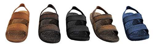 J-Slips Toddler Hawaiian Jesus Sandals w/Back Strap (Coco TDL 8/9)