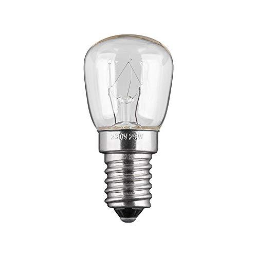 goobay 9742 Bombilla Lampara de frigorifico, E14, 15W-230V, 5.4x2.5x2.5 cm