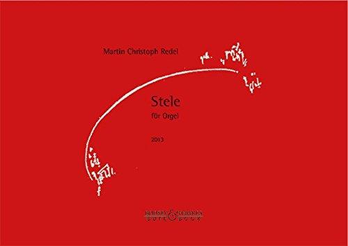 Stele: op. 78. Orgel.