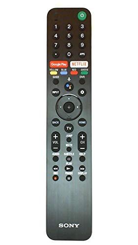OEM Remote - Sony RMF-TX500U for Select Sony TVs