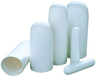 pack//25 33 x 80 mm Extraction Thimbles Glass Microfibers