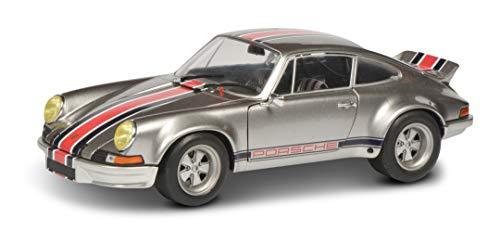 Solido 421185550 S1801112 Porsche 911 RSR, Backdating Outlaw, Rothsport Racing, 1973, Modellauto, Maßstab 1:18, grau