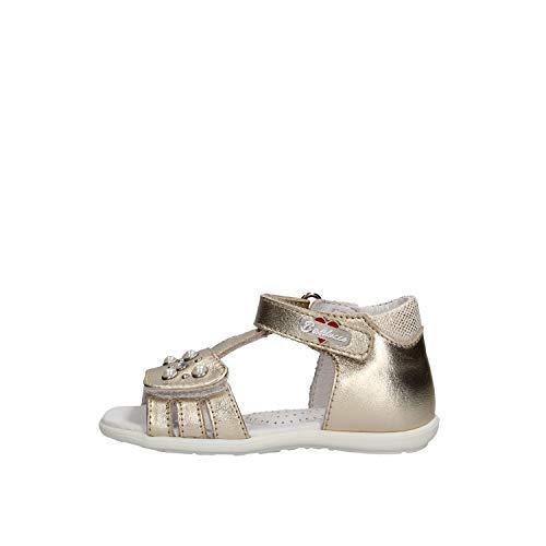 balducci - Sandalo da Bambino Platino in CITA2412
