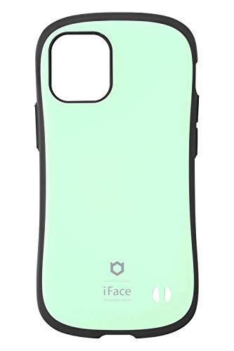 iFace First Class Macarons iPhone 12 mini ケース iPhone2020 5.4インチ マット仕上げ [マカロン/ミント]