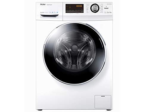 Haier HWD100-BP14636 Waschtrockner - 10 kg Waschen / 6 kg Trocknen - Weiß, 1400 U/Min