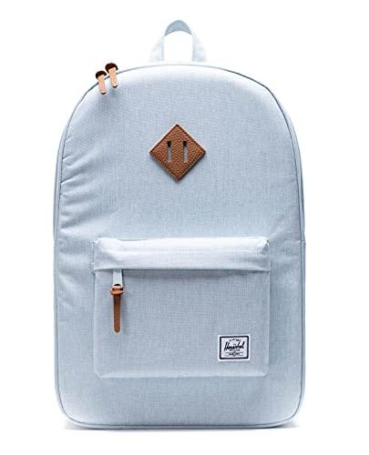 Herschel Heritage Backpack Ballad Blue Pastel Crosshatch