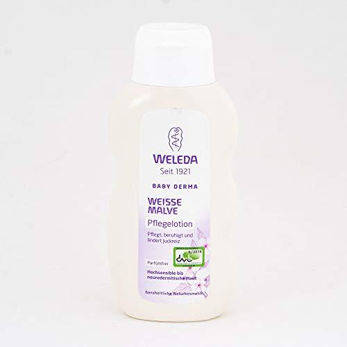 WELEDA weiße Malve Pflegelotion 200 ml