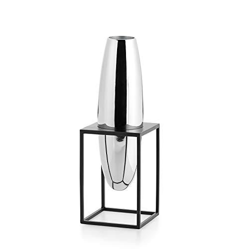 Philippi - SOLERO Vase im Ständer - Größe S - schlichtes elegantes Design - SOLERO ist die neue, moderne Serie für ihr zu Hause