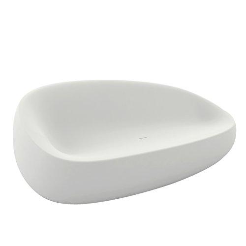 Vondom Stone Sofa Blanc