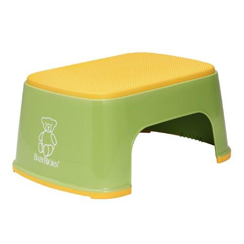Babybjörn 061162 - Standfester Schemel, wiesengrün