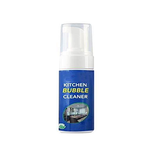 Xikangshun Espuma En Aerosol Limpiador De Burbujas De Cocina De 100 Ml, 1 Pieza, Limpiador Y Pulidor De Acero Inoxidable, Limpiador De Espuma Multiusos, Limpiador De Burbujas Multiusos