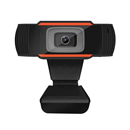 Webcam 1080p Full HD con Micrófono Estéreo,Cámara Web para Video Chat y Grabación,Compatible con Windows, Mac y Android.