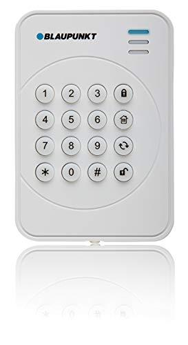 Blaupunkt KP-R1 für Funk-Alarmanlagen SA2900R, Q-Serie/Bequemer Zutritt und Steuerung des Alarmsystems vom Eingang oder aus der Umgebung, Bedienteil mit Rolling-Code