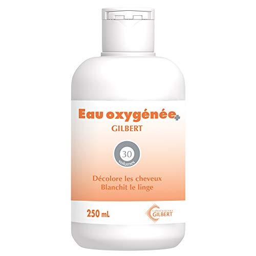 Bouteille de 250ml d'eau oxygénée 30volumes
