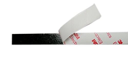 ?郎 戸当たり 防音 すきま 緩衝材 すき間ふさぎ防水テープ (厚3mm X 幅12mm X 2m)
