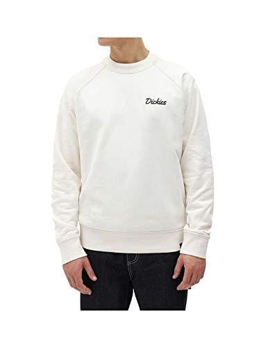 Dickies - Sudadera para hombre Halma Color blanco. S